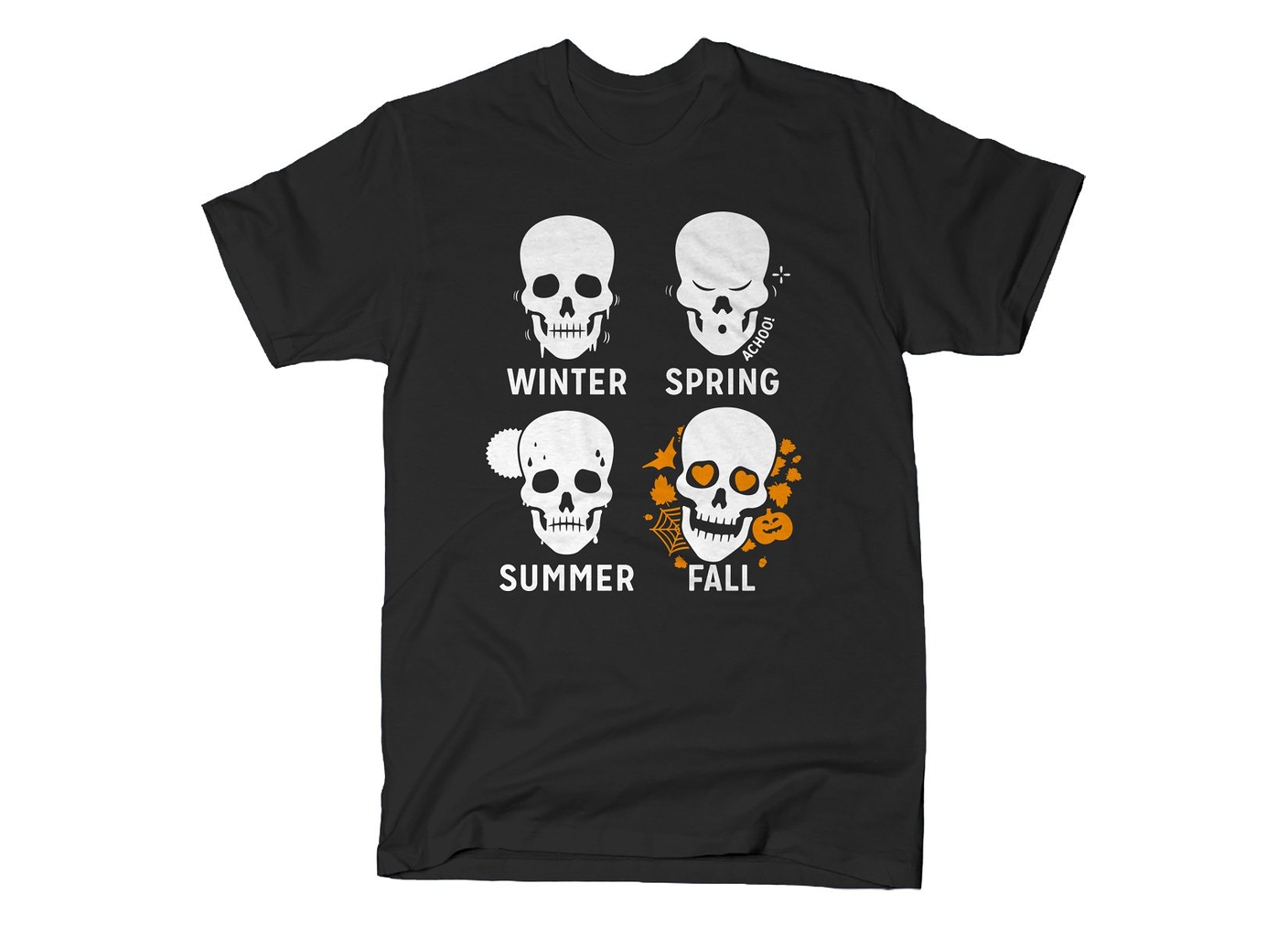 SnorgTees: Four Seasons