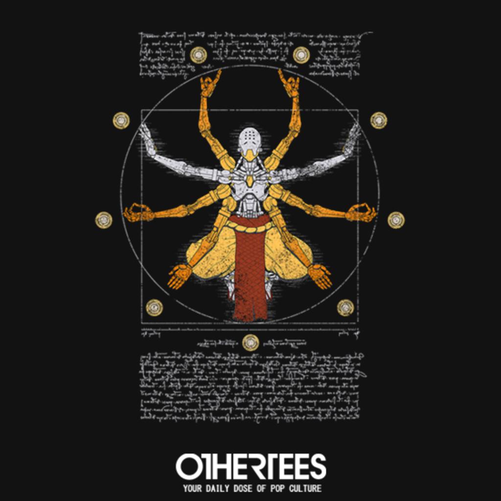 OtherTees: Vitruvian Omnic