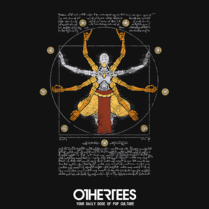 OtherTees: Vitruvian Omnic