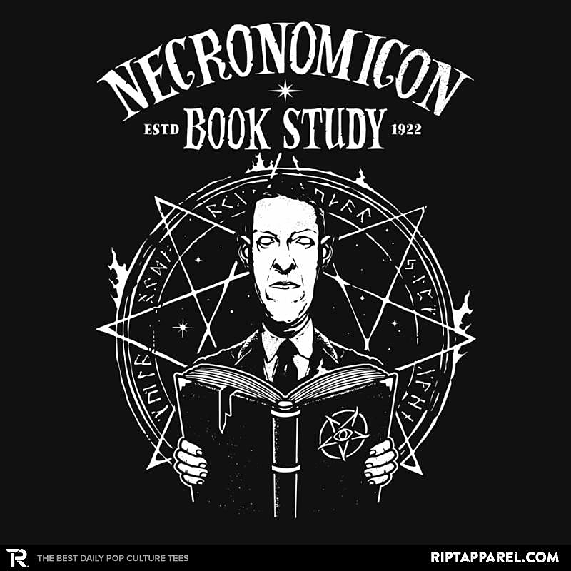 Ript: Necronomicon Book Study