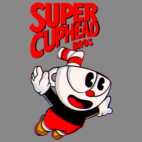 NeatoShop: Super Cuphead Bros.