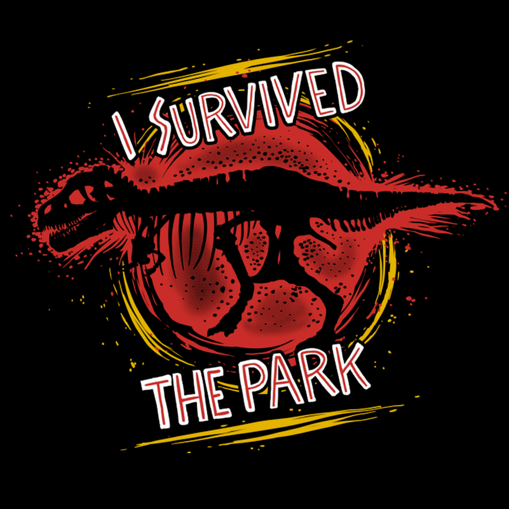 Olyfant: I survived the P A R K