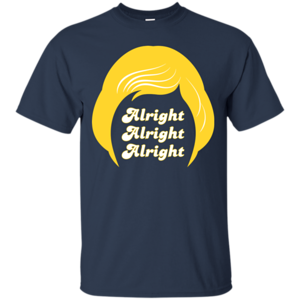 Pop-Up Tee: Alright