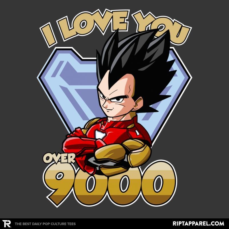 Ript: Love Over 9000
