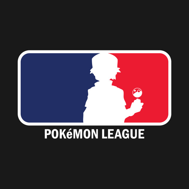 TeePublic: Pokémon League T-Shirt