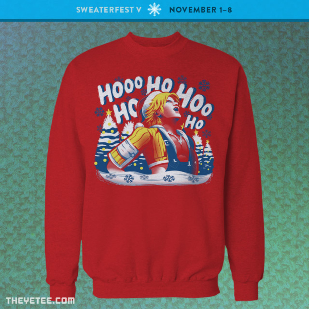 The Yetee: Jolly Tidings