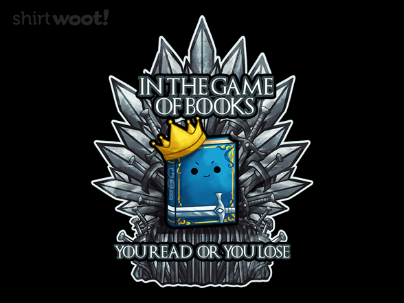 Woot!: King of books