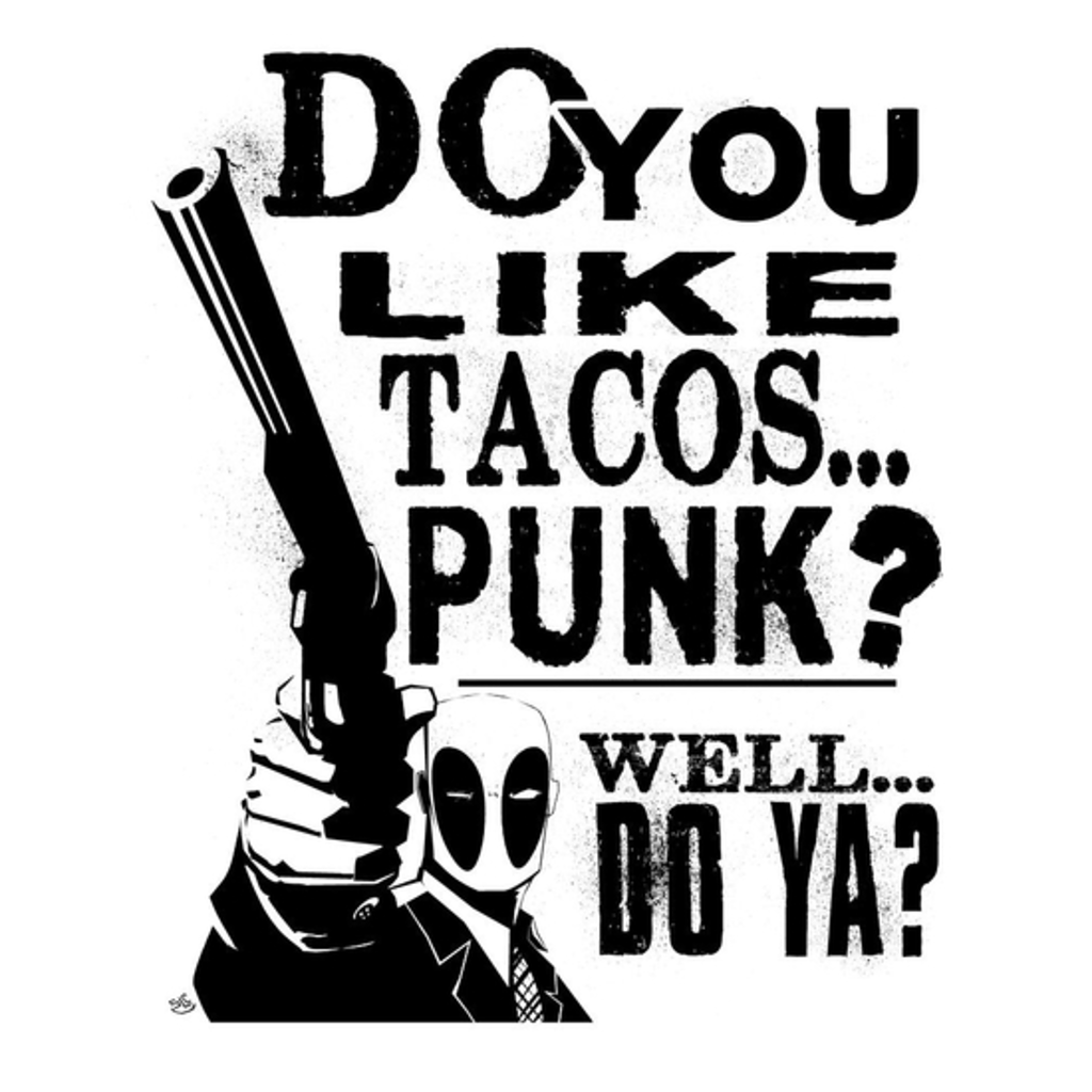 BustedTees: The Taco Pool