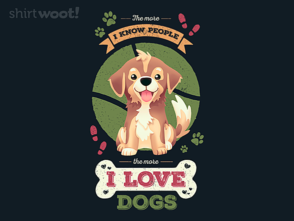 Woot!: I Love Canines