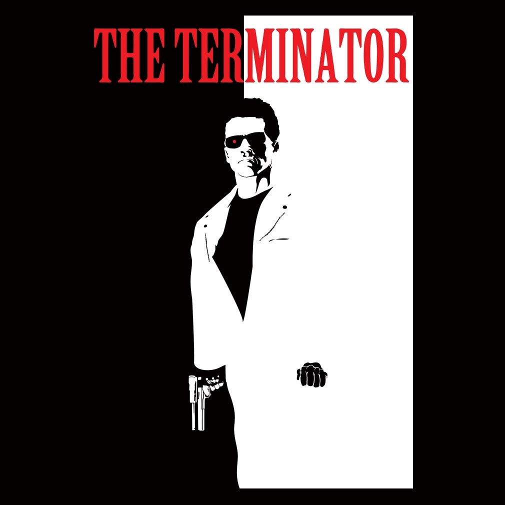 TeeTournament: The Terminator