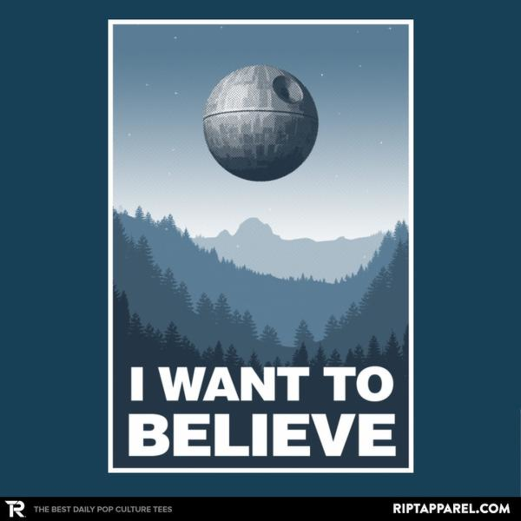 Ript: I Want To Believe