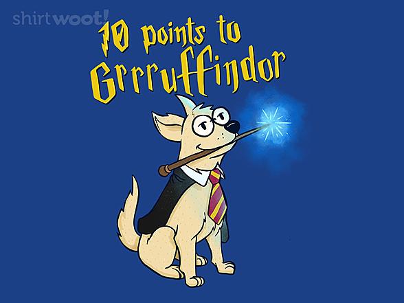 Woot!: Grrrufindor