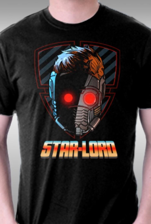 TeeFury: Star-Lord