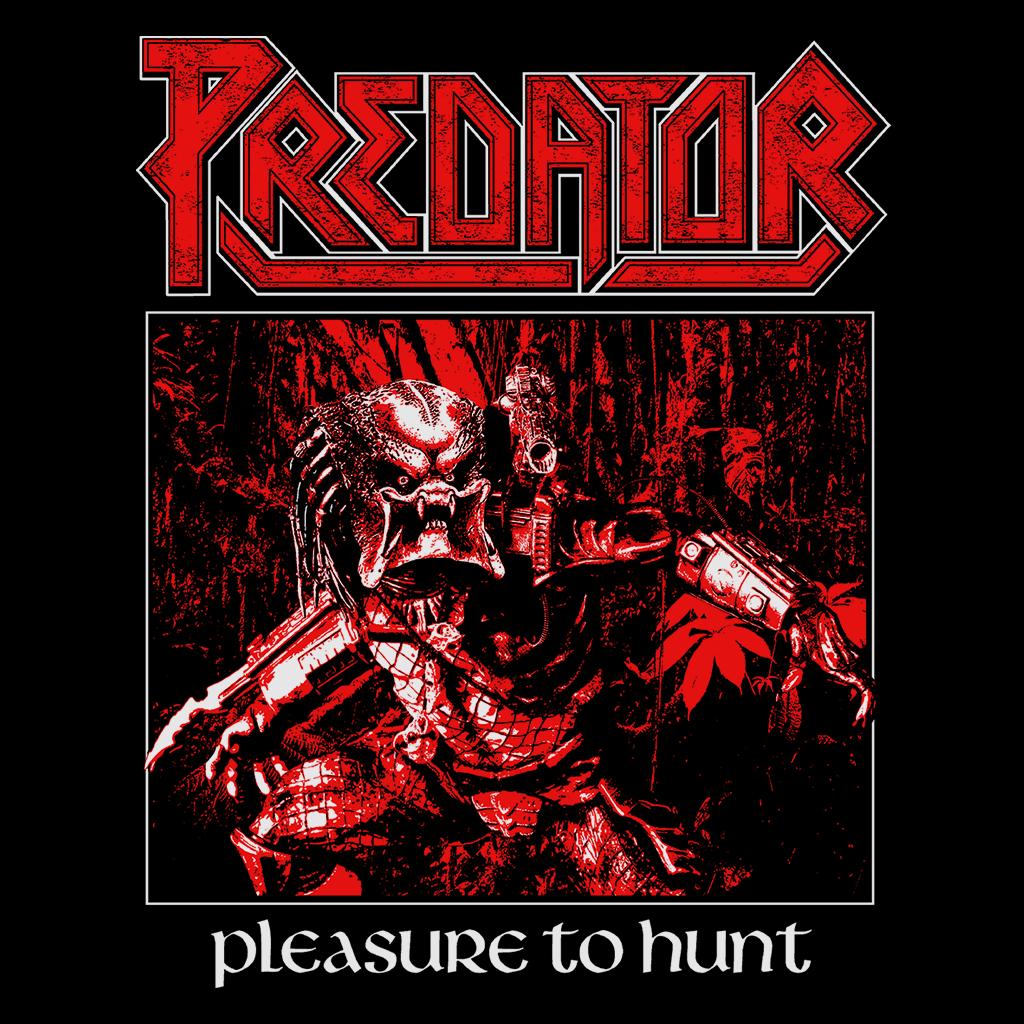 Pop-Up Tee: Predator