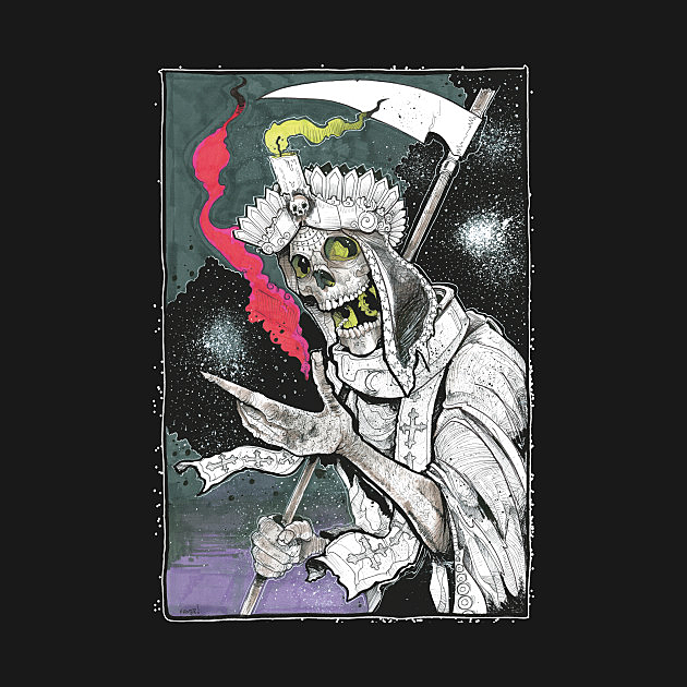 TeePublic: Hail to the King of the Dead