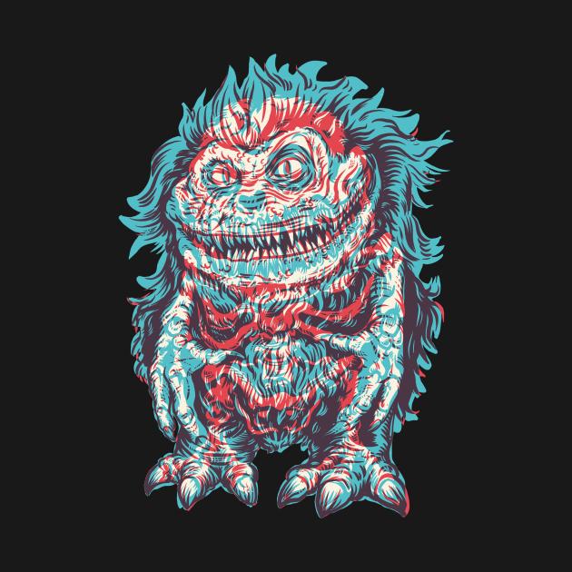TeePublic: Critter!