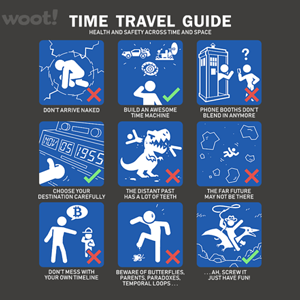 Woot!: Time Travel Guide