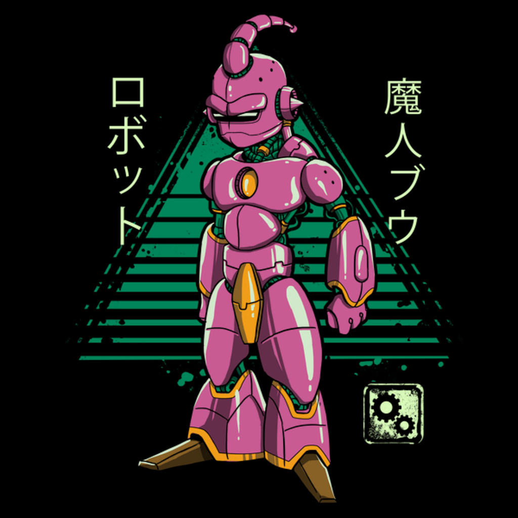 NeatoShop: Mecha Buu