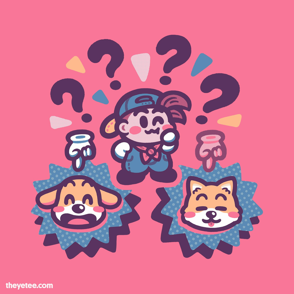 The Yetee: Tough Choice
