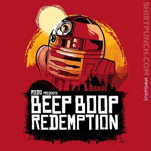ShirtPunch: R2's Redemption