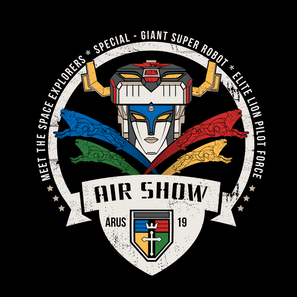 Pop Vulture: Arus Air Show