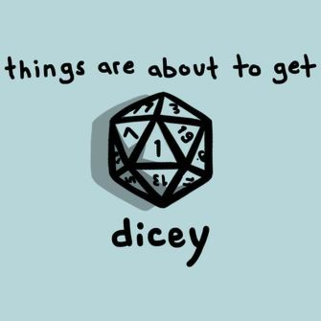 TeeTurtle: About To Get Dicey