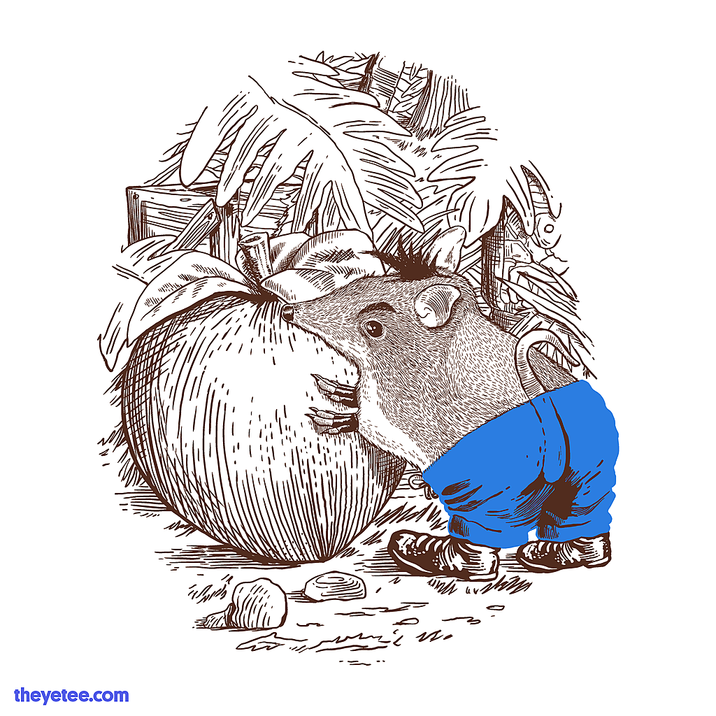 The Yetee: Bandicoot Sighting