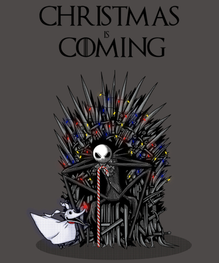 Qwertee: Christmas is coming