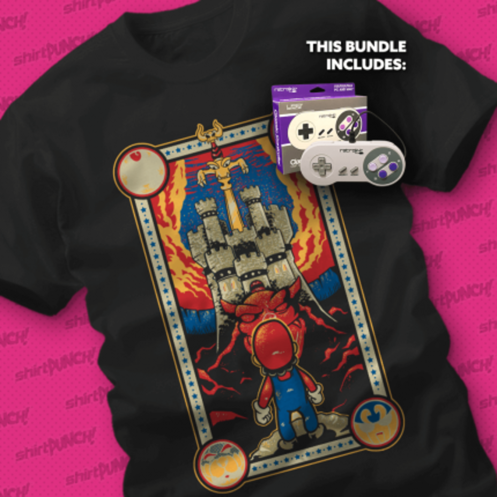 ShirtPunch: Play with Super Power Bundle