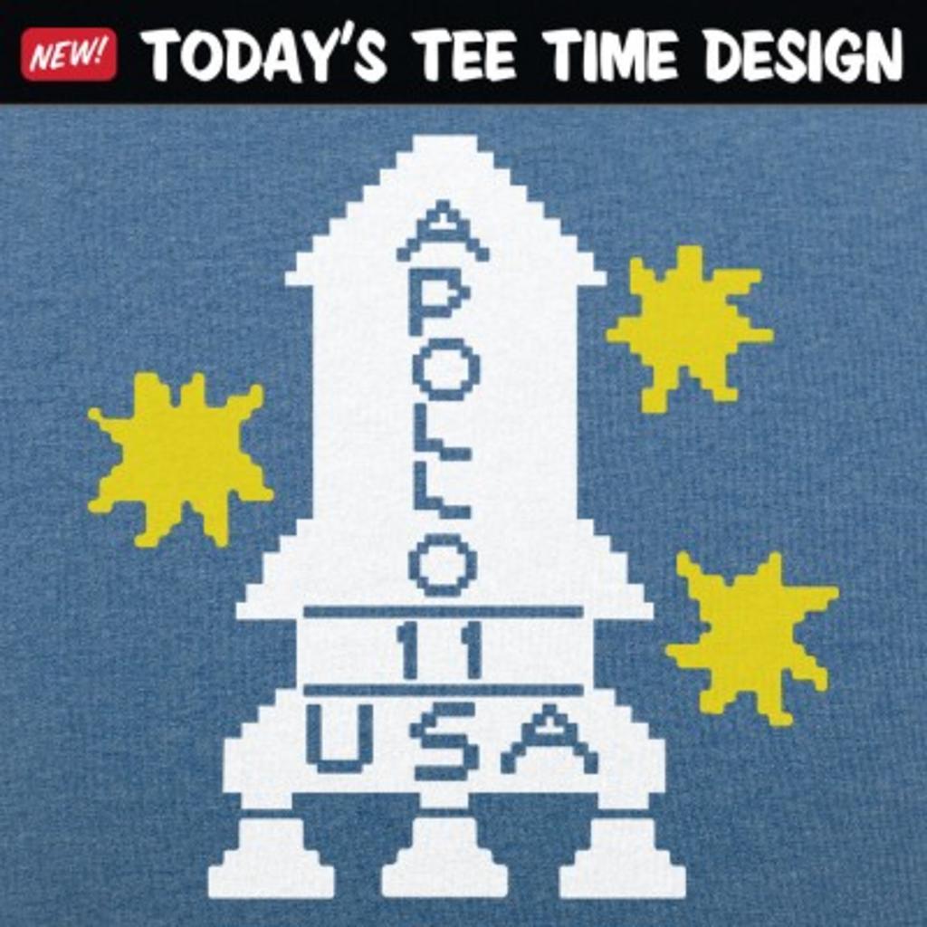 6 Dollar Shirts: Apollo 11