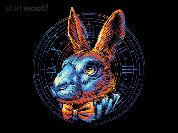Woot!: Colorful Rabbit