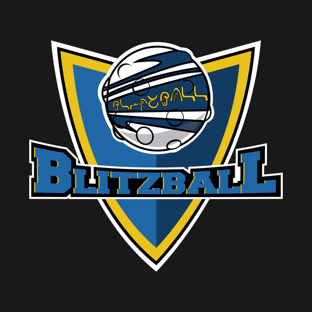 TeePublic: Blitzball!