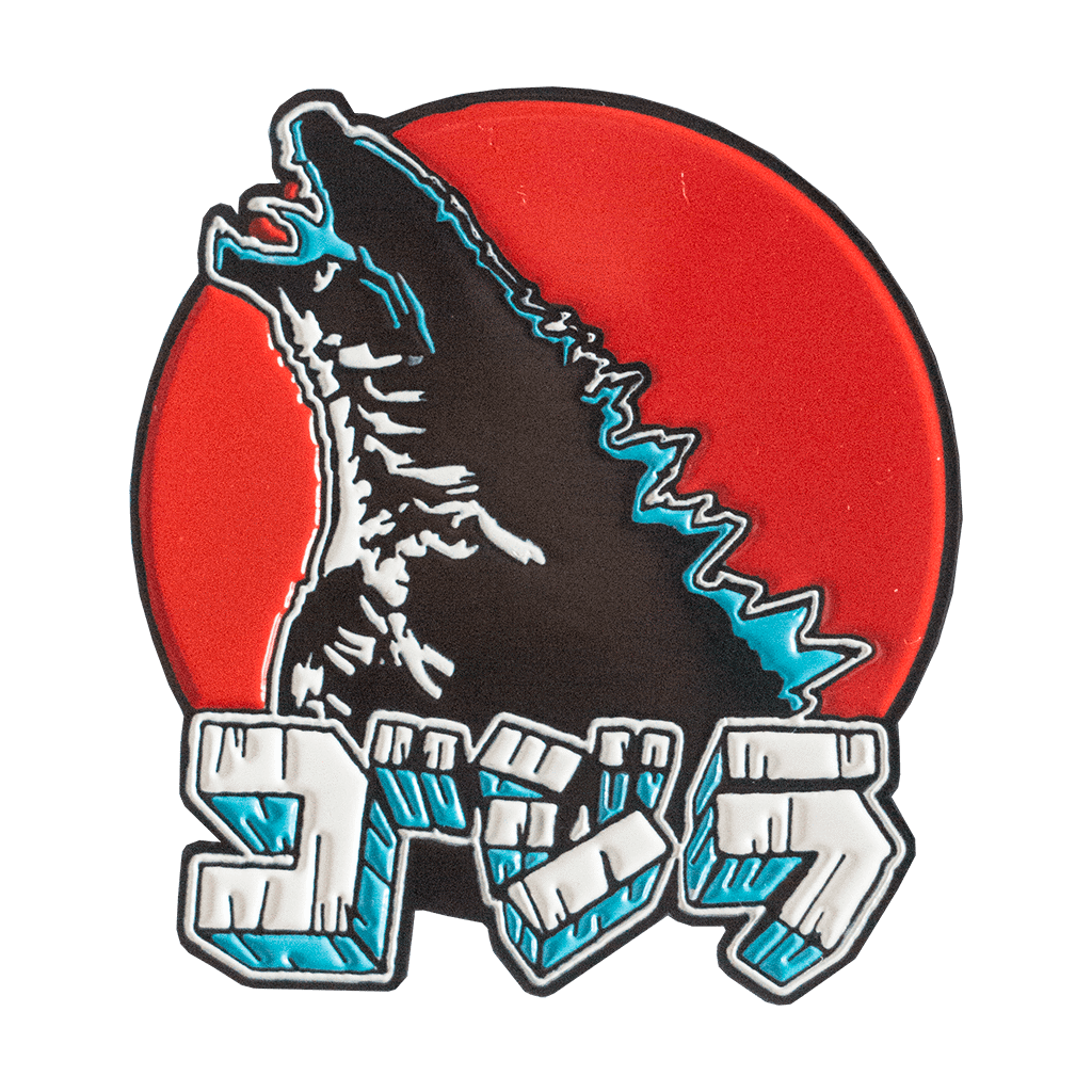 Pop Vulture: Daikaiju Pin