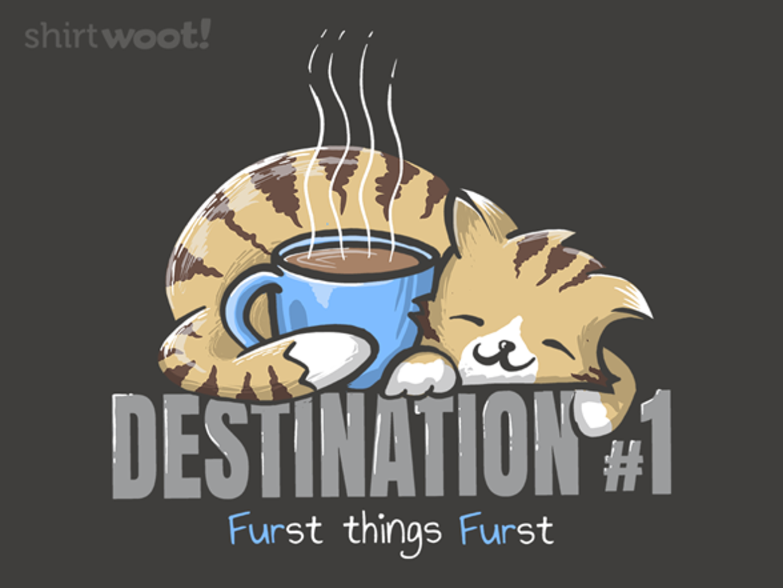 Woot!: Winter's Furst Stop