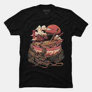 Design by Humans: Dragon's Ramen
