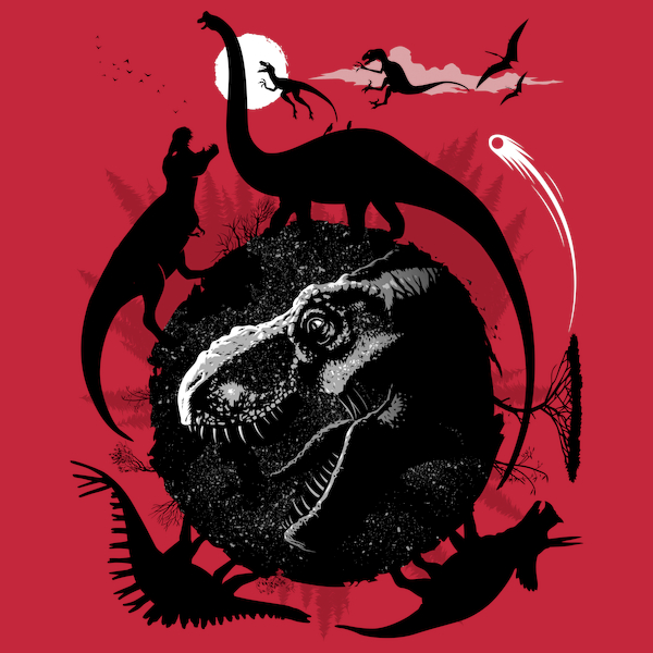 NeatoShop: Dinos Circle
