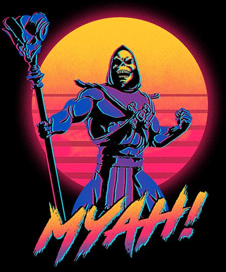 Qwertee: Myah!