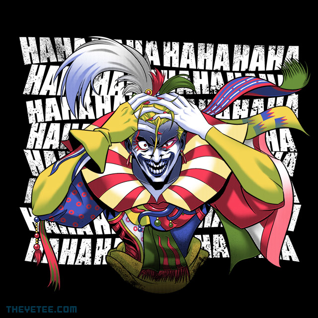The Yetee: the killing kefka