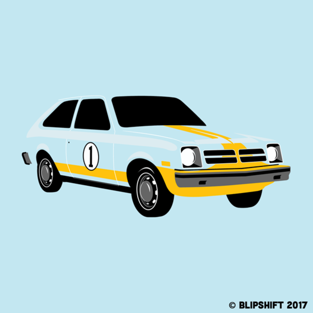 blipshift: Special Re-livery