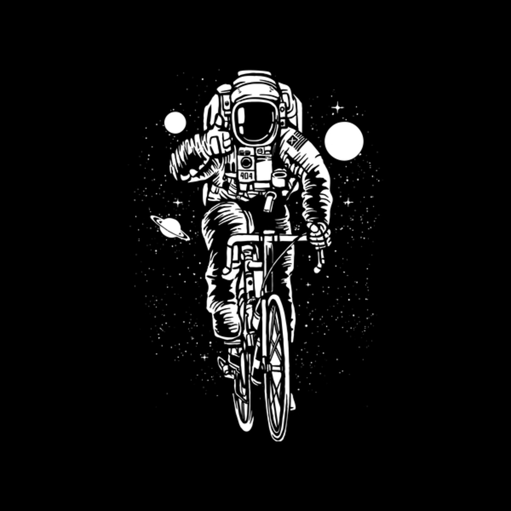 NeatoShop: Crazy Astronaut