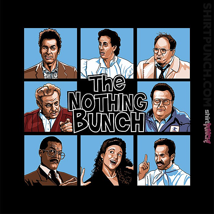 ShirtPunch: The Nothing Bunch