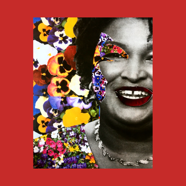 TeePublic: Stacey Abrams