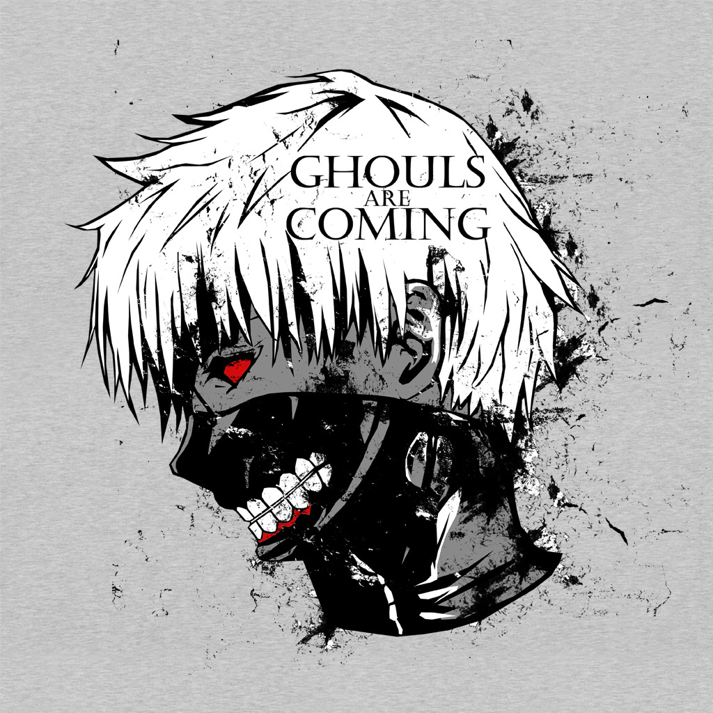 TeeTee: Ghouls are coming