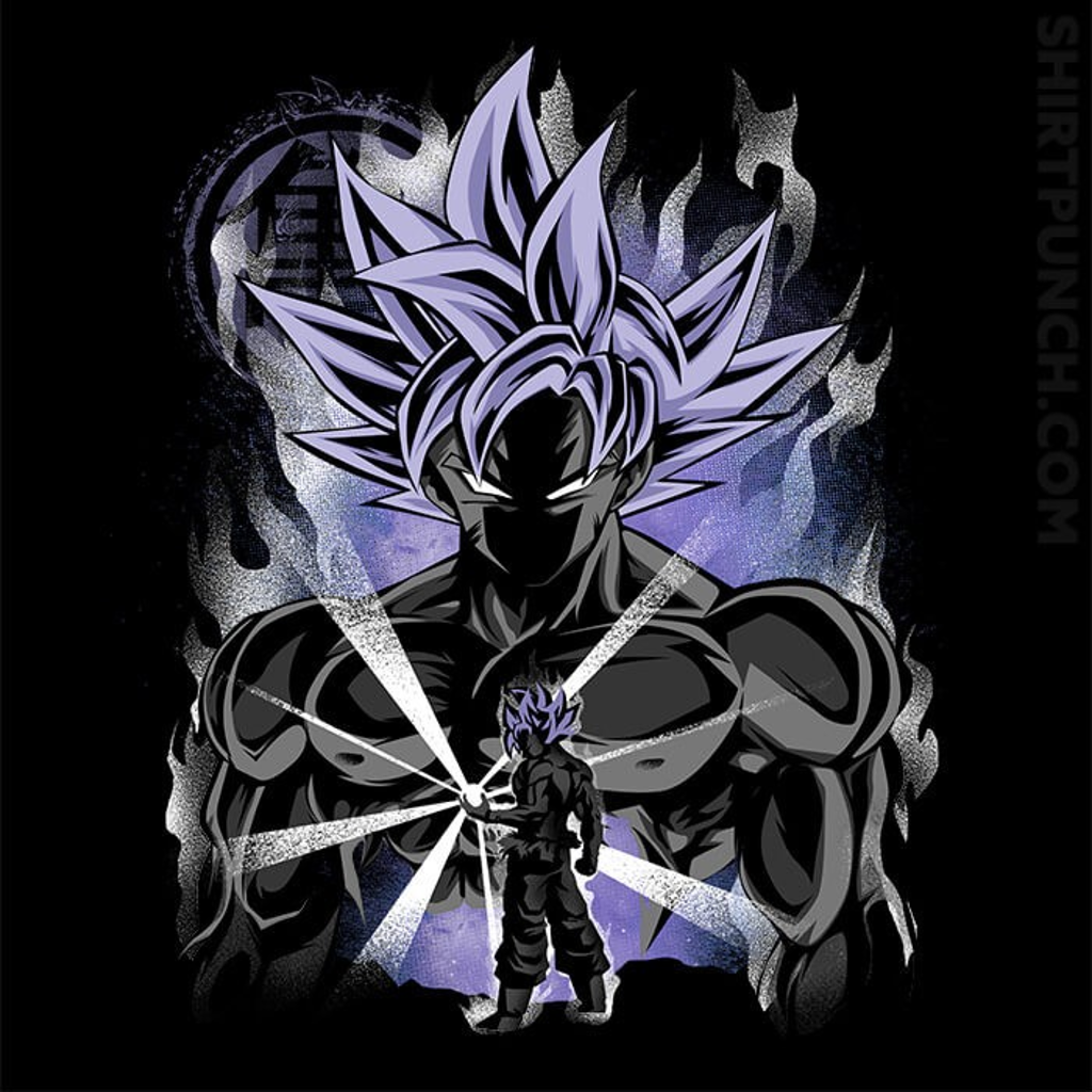 ShirtPunch: Ultra Instinct Hero