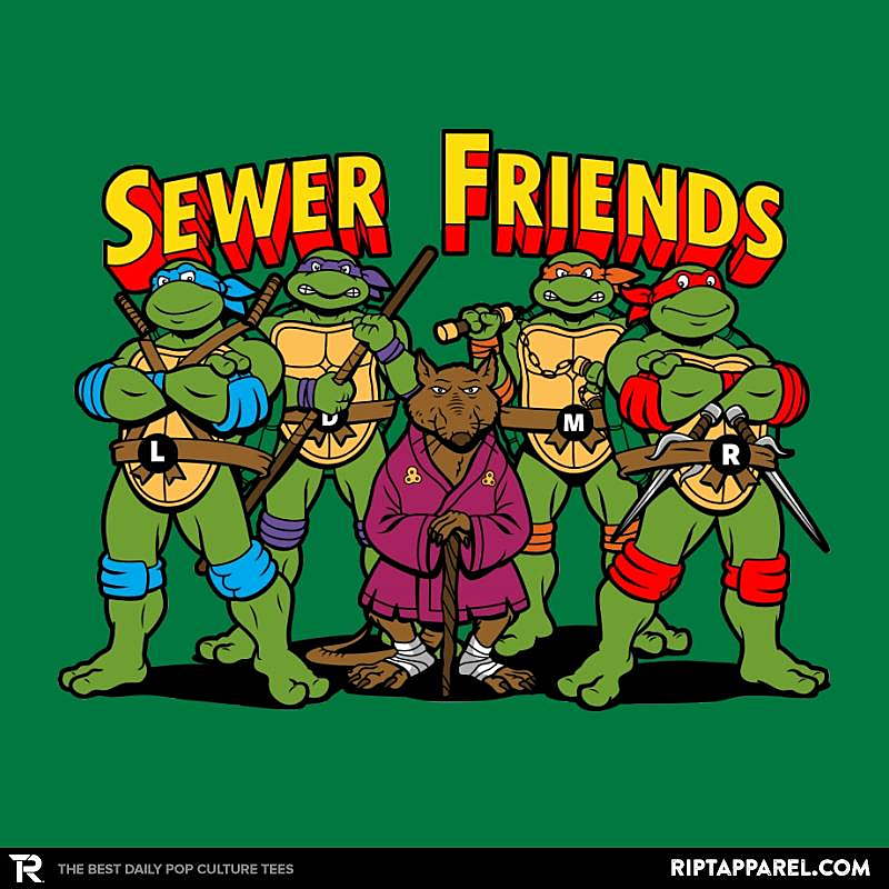 Ript: Sewer Friends