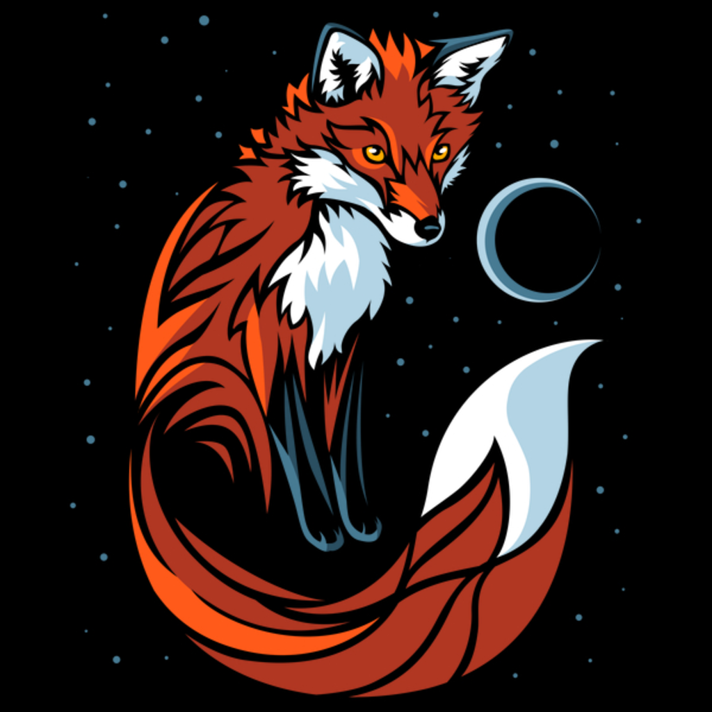 NeatoShop: Tribal tail fox