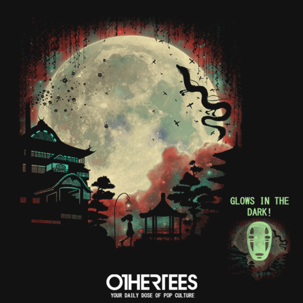 OtherTees: Thermal Moon