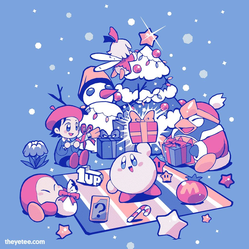 The Yetee: Winter Wonderland