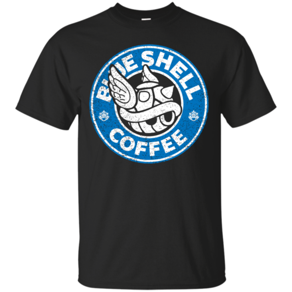 Pop-Up Tee: Coffee Seeker