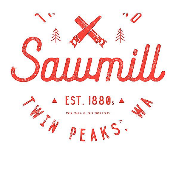 RedBubble: The Packard Sawmill, Twin Peaks